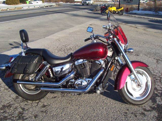2007 Honda Shadow SABER 1100cc