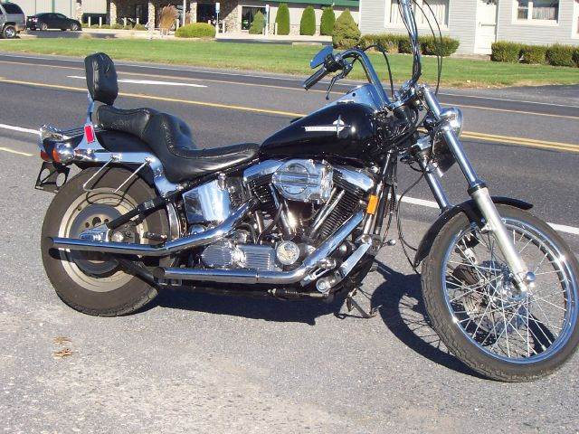 1994 Harley-Davidson Softtail Custom