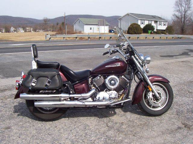 2007 Yamaha V-Star 1100cc SILVERADO