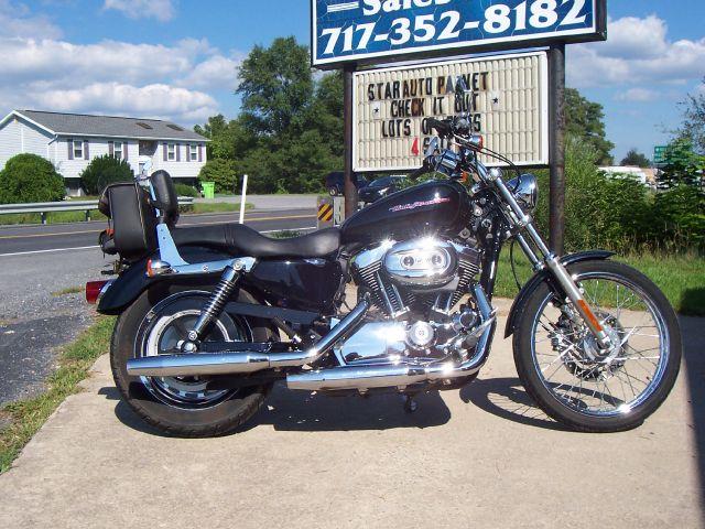 2007 Harley-Davidson 1200 Sportster CUSTOM