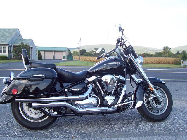 2005 Yamaha ROADSTAR MIDNIGHT SILVERADO
