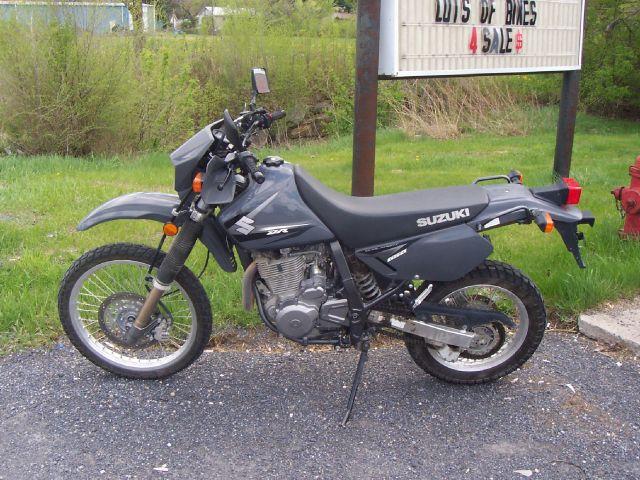 2012 Suzuki DR650