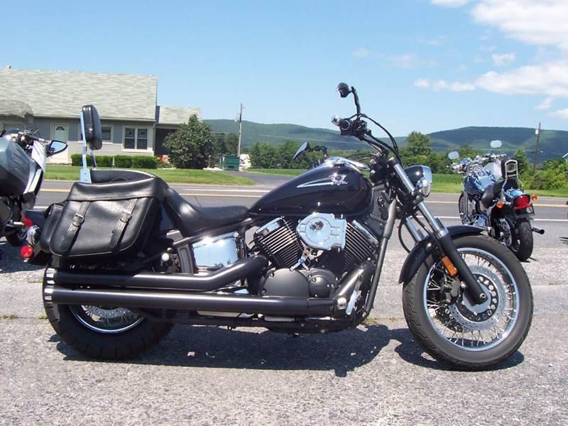 2007 Yamaha V-Star 1100cc midnight custom