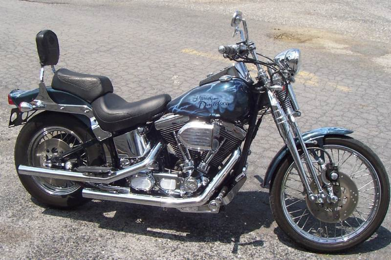1997 Harley-Davidson Softtail