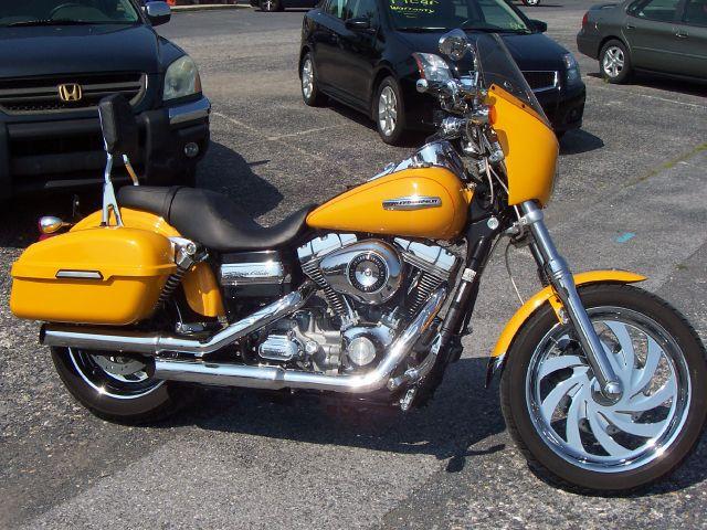 2008 Harley-Davidson Dyna SUPERGLIDE CUSTOM