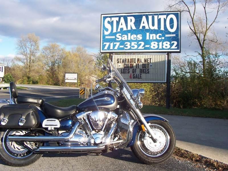 2007 Yamaha Road Star
