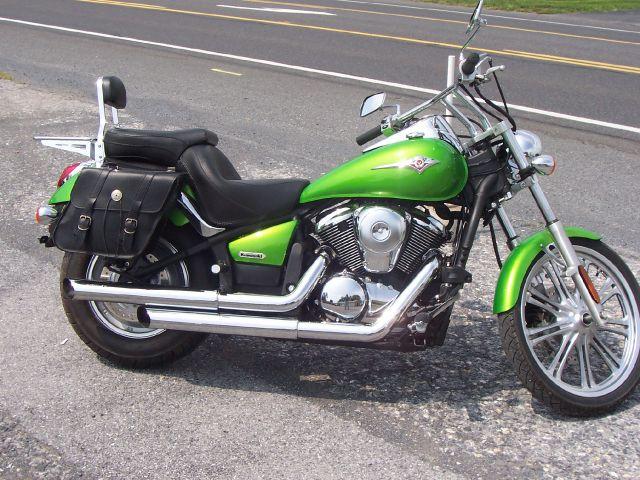 2008 Kawasaki Vulcan 900 Custom