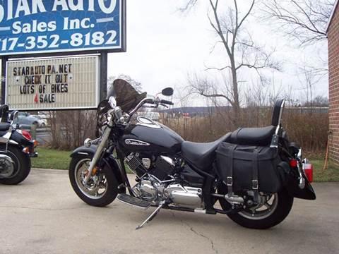 2008 Yamaha V-Star 1100 CLASSIC