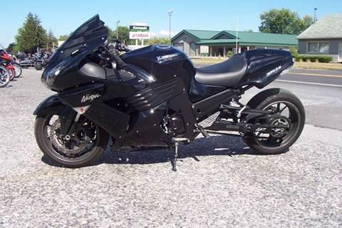 2007 Kawasaki Ninja ZX-14