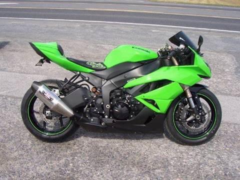 2009 Kawasaki Ninja ZX-6R