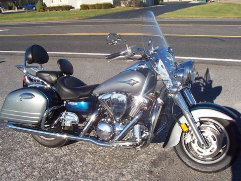 2008 Kawasaki Vulcan  1600cc NOMAD