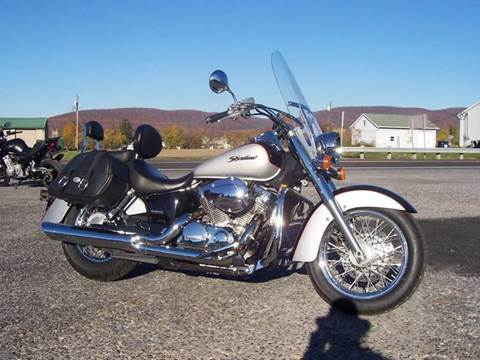 2004 Honda Shadow
