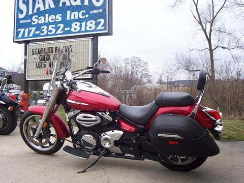 2011 Yamaha V-Star 950 TOURER