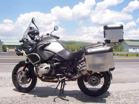 2011 BMW R1200 GS