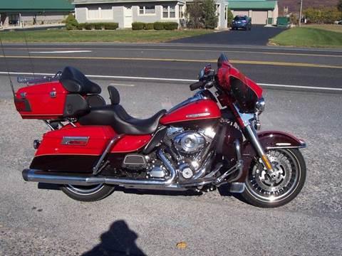 2011 Harley-Davidson Ultra Classic Electra Glide li