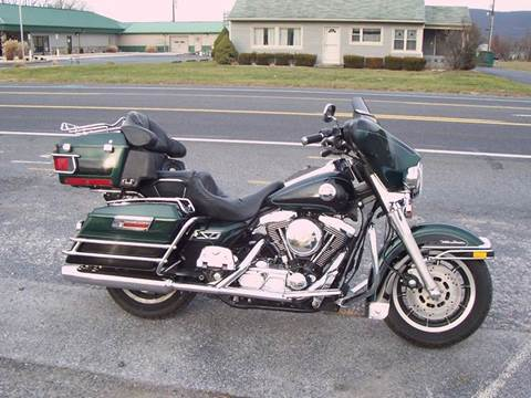 1997 Harley-Davidson Ultra Classic Electra Glide