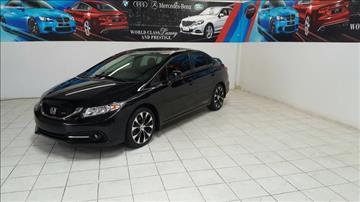 2013 Honda Civic for sale in Plano, TX