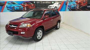 2004 Acura MDX for sale in Plano, TX