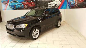 2014 BMW X3 for sale in Plano, TX