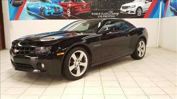 2011 Chevrolet Camaro for sale in Plano, TX