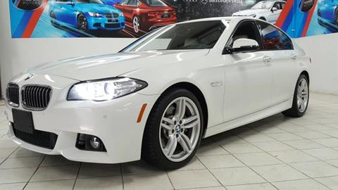 2016 BMW 5 Series for sale in Plano, TX