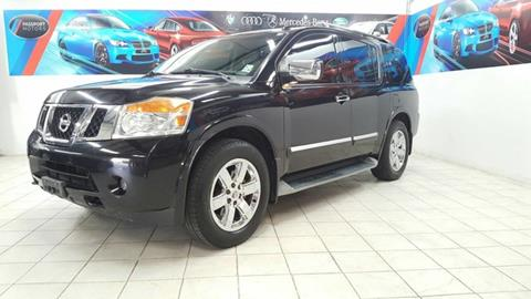 2010 Nissan Armada for sale in Plano, TX