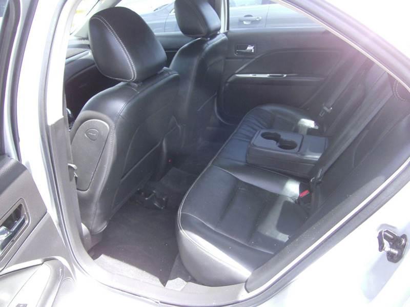 2010 Ford Fusion SEL 4dr Sedan - Murfreesboro TN