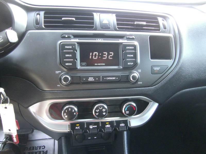2012 Kia Rio EX 4dr Sedan - Murfreesboro TN