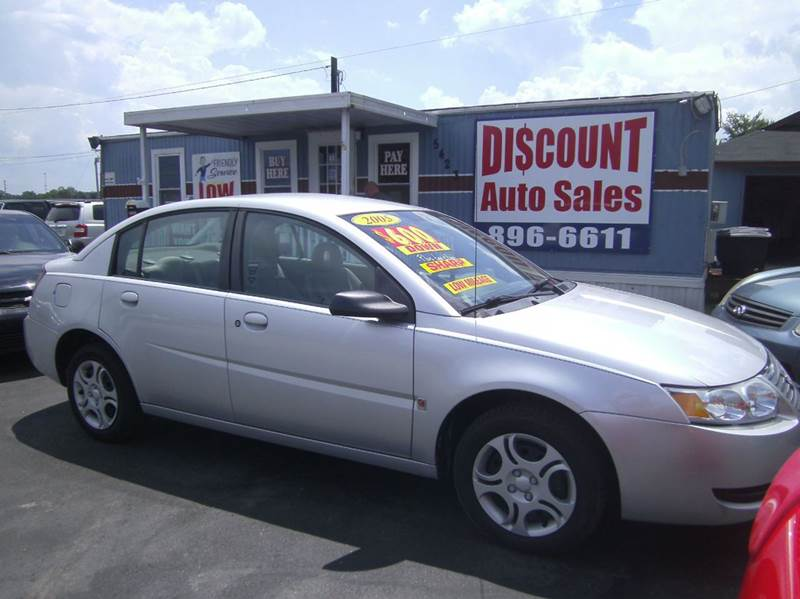 2005 Saturn Ion 2 4dr Sedan - Murfreesboro TN