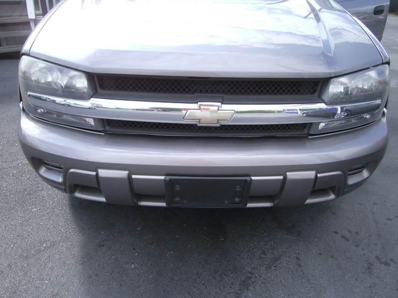 2008 Chevrolet TrailBlazer 4x2 LT1 4dr SUV - Murfreesboro TN