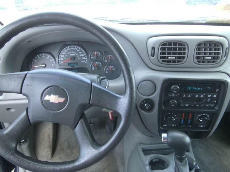 2005 Chevrolet TrailBlazer LS 4dr SUV - Murfreesboro TN