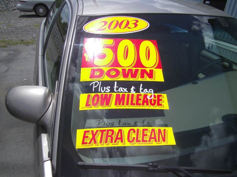 2003 Buick Park Avenue 4dr Sedan - Murfreesboro TN