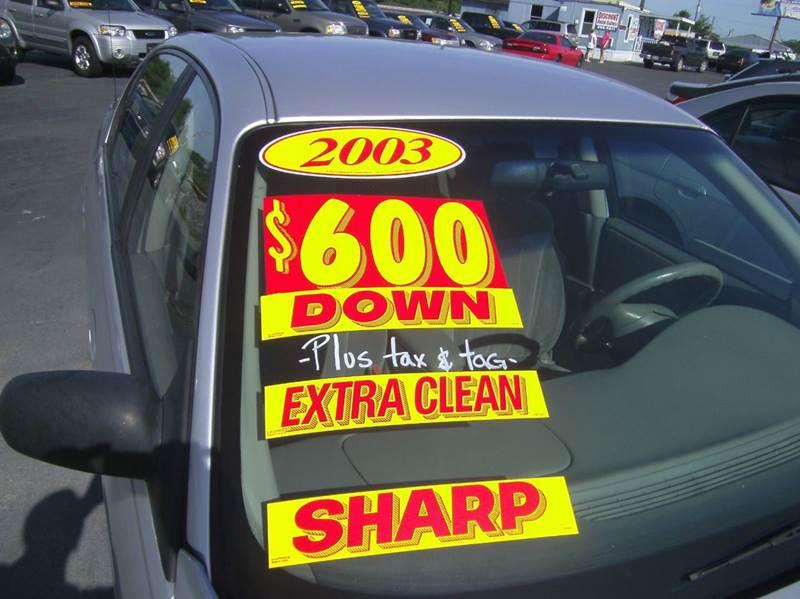 2003 Chevrolet Malibu 4dr Sedan - Murfreesboro TN