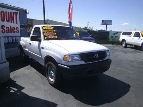 2006 Mazda B-Series Truck for sale in Murfreesboro, TN