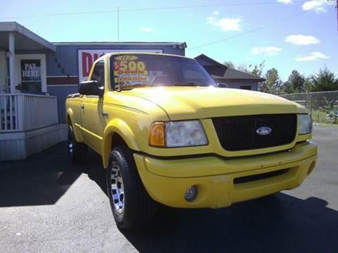 2002 Ford Ranger for sale in Murfreesboro, TN