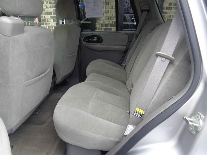 2006 Chevrolet TrailBlazer LS 4dr SUV w/1SA - Smyrna TN