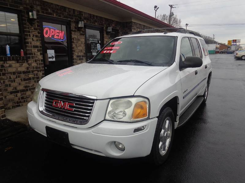 2006 gmc envoy xl slt 4dr suv 4wd in smyrna tn smyrna. Black Bedroom Furniture Sets. Home Design Ideas