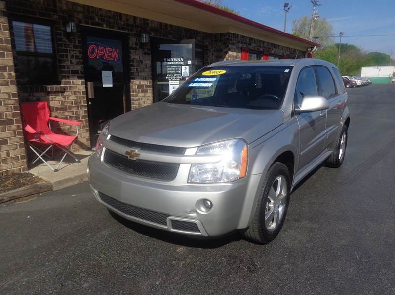 2008 chevrolet equinox sport 4dr suv in smyrna tn smyrna. Black Bedroom Furniture Sets. Home Design Ideas
