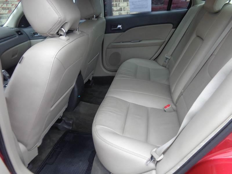 2012 Ford Fusion SEL 4dr Sedan - Smyrna TN