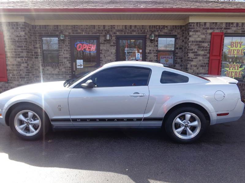 2008 Ford Mustang V6 Deluxe 2dr Coupe - Smyrna TN