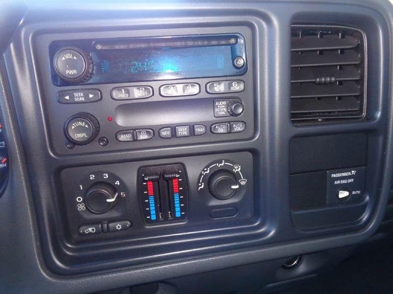 2004 GMC Sierra 1500 2dr Standard Cab Rwd LB - Smyrna TN