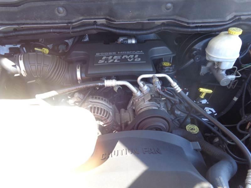 2004 Dodge Ram Pickup 1500 2dr Regular Cab ST Rwd LB - Smyrna TN