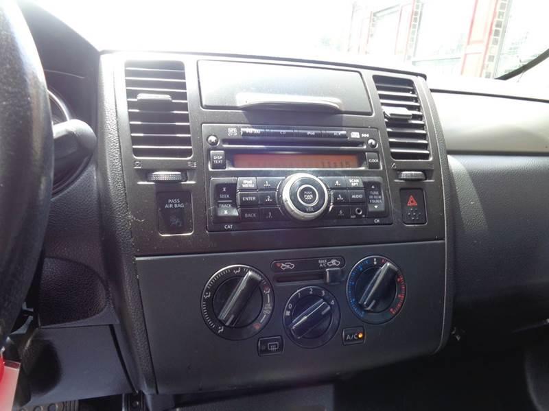 2012 Nissan Versa 1.8 S 4dr Hatchback 4A - Smyrna TN