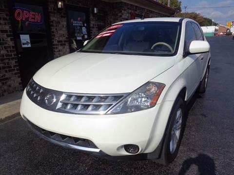 2007 Nissan Murano for sale in Smyrna, TN