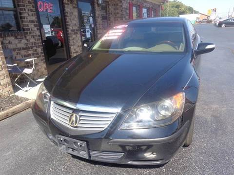 2007 Acura RL for sale in Smyrna, TN