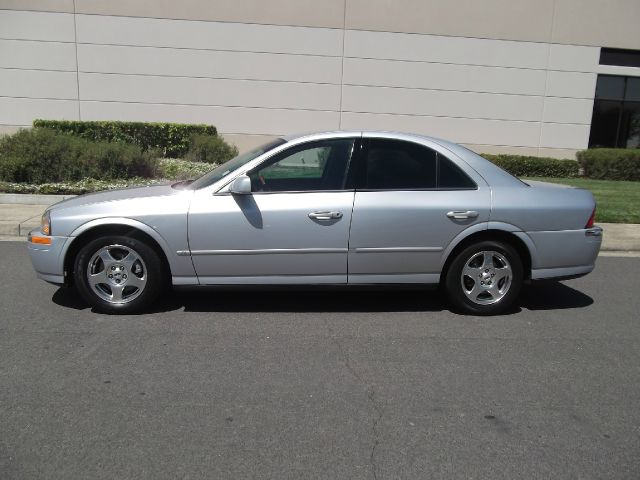 2000 Lincoln LS