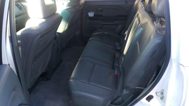 2004 Honda Pilot 4dr EX-L 4WD SUV w/Leather - Glendale CO