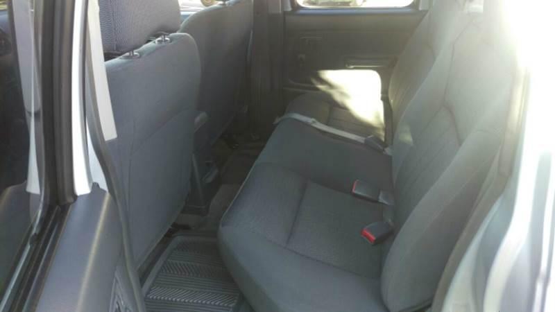 2003 Nissan Frontier 4dr Crew Cab SC-V6 4WD SB - Glendale CO