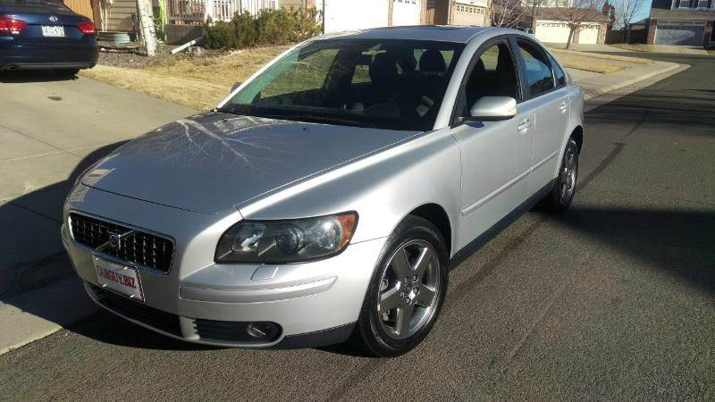 2005 Volvo S40 AWD 4dr T5 Turbo Sedan - Glendale CO