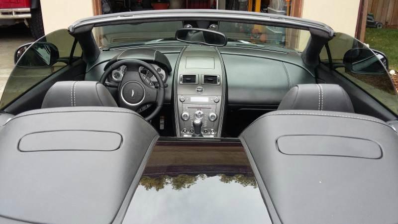 2013 Aston Martin V8 Vantage Roadster 2dr Convertible - Glendale CO